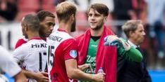 Paes acht tijd nog niet rijp voor basisplaats bij FC Utrecht