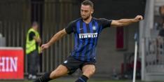 De Vrij wint met Inter, Schöne en Denswil delen punten