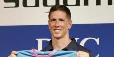 Torres scoort eindelijk in Japan en wint van Iniesta