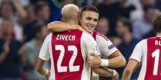 Gisteren gemist: Ajax wint van Kiev, El Ghazi naar Aston Villa
