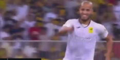 El Ahmadi op dreef: oud-Feyenoorder scoort met mooie volley