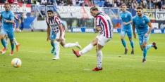 Willem II-spits Sol stond in de belangstelling van twintig clubs