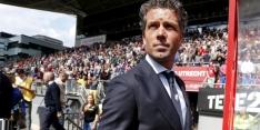 Utrecht-trainer De Jong doet het rustig aan met Tannane