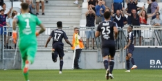 AS Monaco verspeelt ook punten tegen het geplaagde Bordeaux