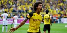 Witsel tevreden bij Borussia, maar wil nog niet over titel praten