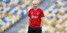 Opstelling Ajax: Blind of Wöber voor Tagliafico