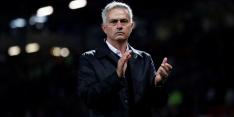 Opnieuw domper Mourinho, Lyon in leeg stadion gelijk