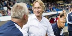 Koster houdt vast aan keuze voor Wellenreuther als eerste keeper