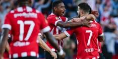 Geen verrassingen in elftal PSV voor duel met BATE