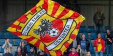 Go Ahead maakt zich geen zorgen over onderzoek KNVB