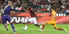 Buitenland: Milan laat langs Roma, remise voor Dortmund