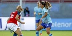 Oranje verspeelt WK-ticket door dramatische start in Noorwegen
