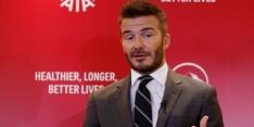 Ook Beckham koopt tien procent van de aandelen van Salford City