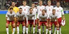Deense amateurs houden zich staande in absurde wedstrijd