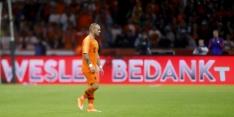 Sneijder stelt afscheidswedstrijd voor tweede keer uit door corona