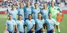 Pittige loting Oranje Leeuwinnen: Denemarken in halve finale