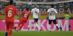 Debutant Schulz helpt Duitsland met late goal langs Peru
