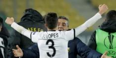Duo Ajax-opponent AEK Athene vier CL-duels geschorst