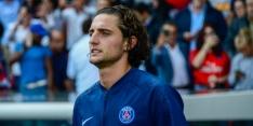 Juventus-aanwinst Rabiot gearriveerd in Turijn