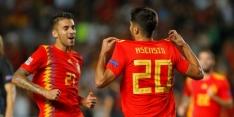 Ontketend Spanje walst over WK-finalist Kroatië heen