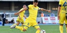 Chievo krijgt geen vijftien, maar drie punten in mindering
