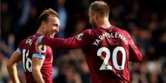 Clubicoon Noble blijft grote liefde West Ham United trouw