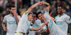 PSV op Mexicaanse avond met Gutiérrez én Sainsbury