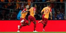 Groep D: Rodrigues helpt Galatasaray aan droomstart