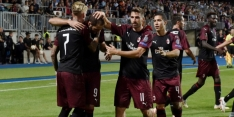 Groep F: F91 Dudelange maakt het winnend AC Milan lastig