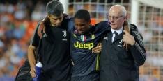 Douglas Costa meldt zich eindelijk weer op trainingsveld Juventus