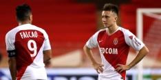 Kwakkelend AS Monaco wint voor zesde keer op rij niet