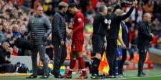 Van Dijk twijfelgeval voor bekerwedstrijd tegen Chelsea