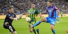 """Beerens baalt van slechte tweede helft bij Vitesse: """"Ik ben pislink"""""""