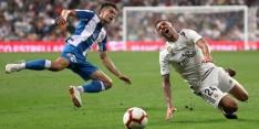 Real Madrid rekent met minimale cijfers af met Espanyol