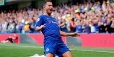 """Kovacic onder indruk van Hazard: """"Hij speelt met verdedigers"""""""