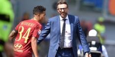Kluivert onderuit met Roma bij basisdebuut, Nuytinck wint