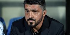 Gattuso wint wéér niet met AC Milan: ditmaal gelijk tegen Empoli