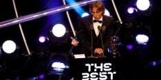 """Modric: """"Het is een grote eer en een fantastisch gevoel"""""""