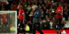 United verslikt zich op Old Trafford in Derby County
