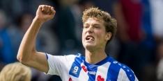 Heerenveen met Lammers en Zeneli, Klaiber terug bij Utrecht