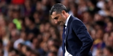 Valverde blijft rouleren ondanks kritiek en zet Messi op de bank