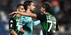 Sassuolo blijft winnen staat na zege op SPAL derde in Serie A