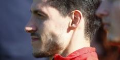 Fitte Vejinovic niet bang voor concurrentie op AZ-middenveld