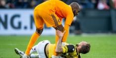 """Vermeer over blessure Matavz: """"Rillingen liepen over mijn rug"""""""