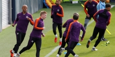 """De Bruyne terug bij Manchester City: """"Twee weken goed getraind"""""""