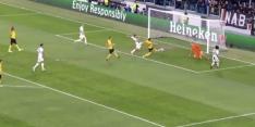 Video: Dybala voltooit hattrick na prachtaanval van Juventus