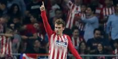 Atlético medekoploper na spectaculaire tweede helft