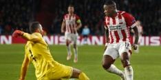 PSV'ers zijn eensgezind: Handanovic had rood moeten krijgen