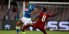 """Liverpool maakt zich zorgen om Keïta: """"Het is zijn rug"""""""