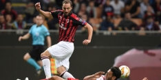 Groep F: AC Milan draait achterstand om, Dudelange verliest weer